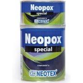 Эпоксидное покрытие для полов Neotex Neopox Special A+B GREY-7040 10 кг