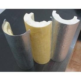 Сегмент из ППУ для теплоизоляции труб 35х57 мм