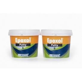 Герметизуюча система Neotex Epoxol Putty на основі епоксидних смол і затверджувача 3+3 кг