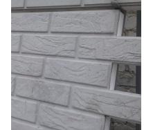 Термопанель Полифасад ПСБ-С-35-100 белый цемент 19-20 кг/м3 500х500 мм