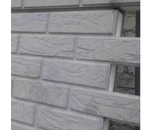 Термопанель Полифасад ПБС-С-35-50 белый цемент 15-17 кг/м3 500х500 мм