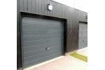 Секционные гаражные ворота Alutech Trend М-гофр