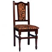 Деревянный стул для кафе Простой