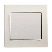Кнопка Schneider Electric Anya AYA0800223 81,5х81,5х42 мм кремовый