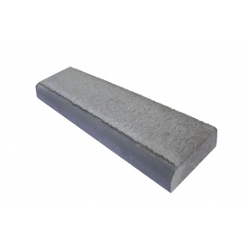 Бордюр, поребрик 600х160х60 мм сірий