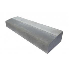 Бордюр дорожный 700х300х150 мм серый