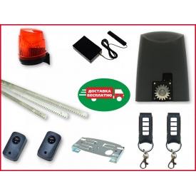 Комплект автоматики для откатных ворот Rotelli Premium 1100 LUX