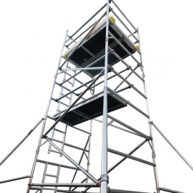 Оренда алюмінієвої вишки-тури BOSS 13 м 0,91 м