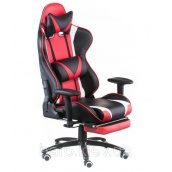 Кресло ExtremeRace black/red with footrest (E4947) Special4You