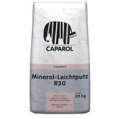 Штукатурка минеральная Caparol Capatect Mineral-Leichtputz R 20 25 кг белая