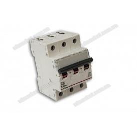Автоматичний вимикач DX-63 3P 40A 6kA AC