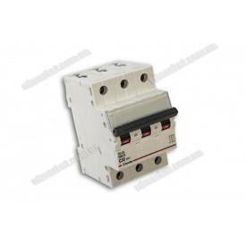 Автоматичний вимикач DX-63 3P 32A 6kA AC