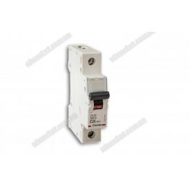 Автоматичний вимикач DX-63 1P 20A 6kA AC