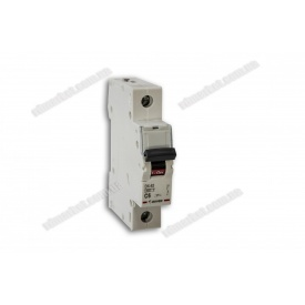 Автоматический выключатель DX-63 1P 6A 6kA AC