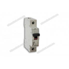 Автоматичний вимикач DX-63 1P 6A 6kA AC