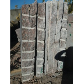Полированные слэбы Капустянского месторождения 20 мм