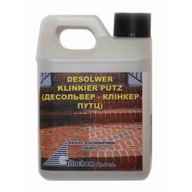 Очиститель Triochem Desolwer Klinkier PUTZ 1 л