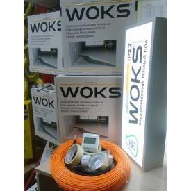 Нагрівальний кабель Woks 10 для обігріву труб