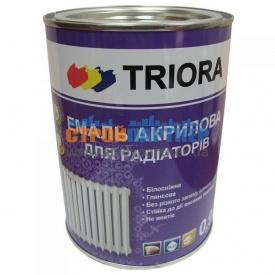 Эмаль для радиаторов Триора 0,8 л
