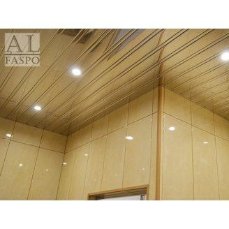 Алюминиевый потолок подвесной Бард