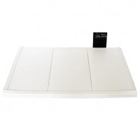 Реечный потолок Бард ППР-КФ-150 белый матовый комплект 100х100 см