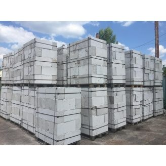 Газоблок Чернігівський стіновий 300x200x600 мм