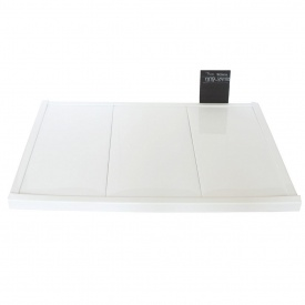 Реечный потолок Бард ППР-КФ-150 белый глянец комплект 200х200 см