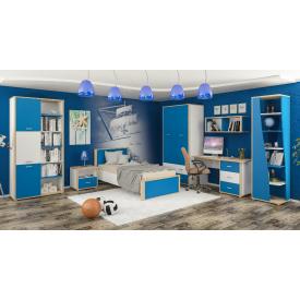 Детская Мебель-Сервис Лео дсп синий комплект 7 шт.
