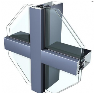 Алюминиевый фасад Steko