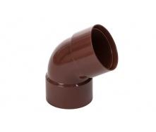 Коліно дворострубне Profil 100 коричневе
