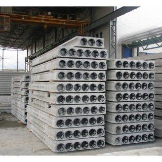 Плита перекрытия ПК 80-15-8 7980х1500х220 мм