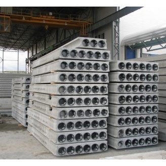 Плита перекрытия ПК 72-15-8 7180х1500х220 мм