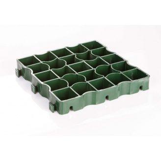 Газонная решетка Ecoteck Maneg зеленая