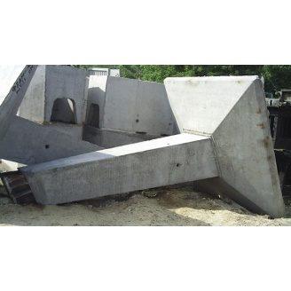 Фундамент под анкерно-угловые опоры с наклонной стойкой Ф3-ам