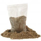Песок строительный в мешках по 45 кг