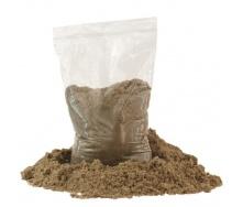 Пісок будівельний в мішках по 45 кг
