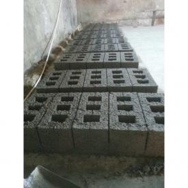Керамзитобетонний блок 200х200х400 мм