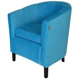 М'яке крісло Richman Бафі 800х650х650 мм синє