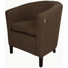 М'яке крісло Richman Бафі 800х650х650 мм коричневе