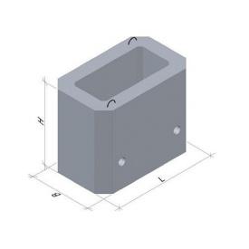 Ливнеприемник ЛП 1-1 600х610х1010 мм