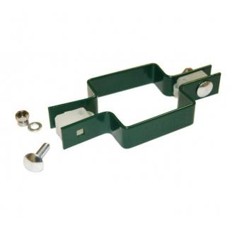 Комплект крепления хомут Оригиал/Стандарт оцинкованный зеленый (RAL 6005)