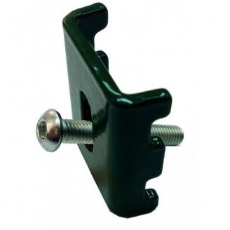 Комплект крепления М6 Оригинал/Стандарт оцинкованный зеленый (RAL 6005)