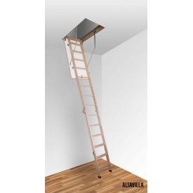Чердачная лестница Altavilla Termo Long 110х70 см