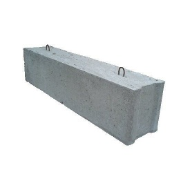 Фундаментный блок ФБС 24.4.6 400х580х2380 мм