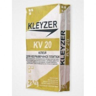 Клей для плитки KLEYZER 25 кг