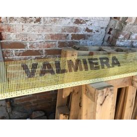 Уголок ПВХ с сеткой Valmiera 10х15 см 2,5 м