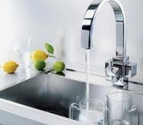 Все виды смесителей: для ванной, кухни, умывальника