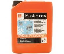Пластифікатор протиморозний Coral MasterFrio 10 л