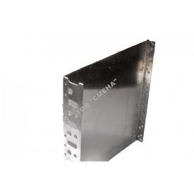 Профіль цокольний 203 мм алюмінієвий стартовий