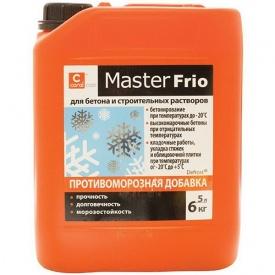 Пластификатор противоморозный Coral MasterFrio 10 л